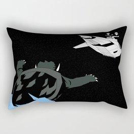Gamera: Super Monster Rectangular Pillow