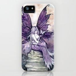 Letting Go Fairy Fantasy Art iPhone Case
