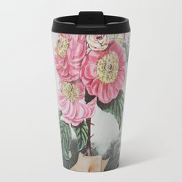 320 - there are thorns underneath Travel Mug
