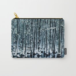 Cypress Swamp Snow Carry-All Pouch