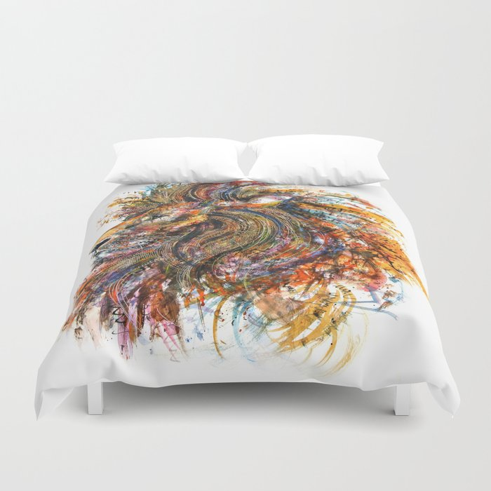 'The King' Duvet Cover