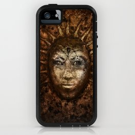 XIX - The Sun iPhone Case