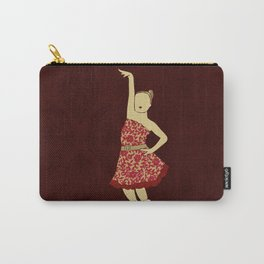 Children dancing 2 Carry-All Pouch