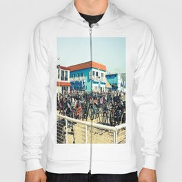 Bicycle Parking Lot Hoody