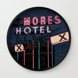 Dundas Street East Wall Clock