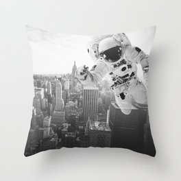 I'm looking for astronaut Throw Pillow