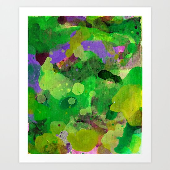 Abstract 72 Art Print