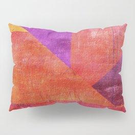 """Moksha"" Inspired by the Guillermo de Llera music. Pillow Sham"