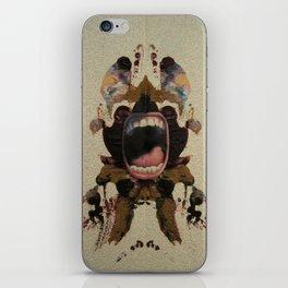 Tantrum iPhone Skin
