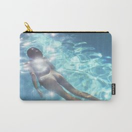 Naked Swimmer Carry-All Pouch