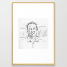 Jonathan Sanchez Framed Art Print