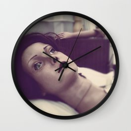 Resuscitate Wall Clock