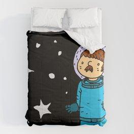 Seventies Astronaut Comforters