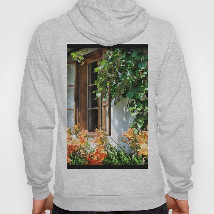 Summer Cottage Hoody