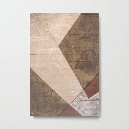 Texture I Metal Print