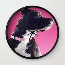 Super Pets Series 1 - Super Lucy 2 Wall Clock