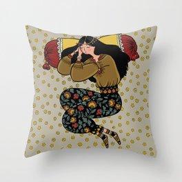 dreamer #2 Throw Pillow