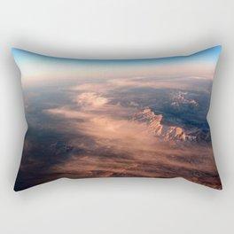 Sky High Sunrise Rectangular Pillow