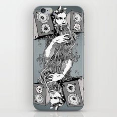 Double Stereo Moses iPhone & iPod Skin