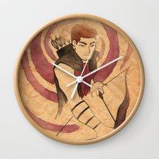 Hawkeye V2 Wall Clock