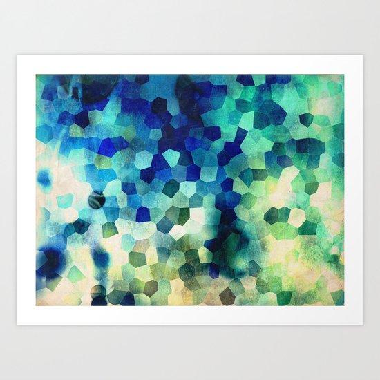 α Piscium Art Print
