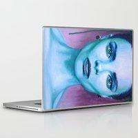 cara Laptop & iPad Skins featuring Cara by Stella Joy