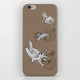 Steam Punk Pets iPhone Skin