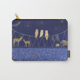 Istanbul nocturne Carry-All Pouch
