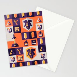 Legend of Zelda Items Stationery Cards