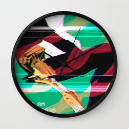 Enabled not Disabled Wall Clock