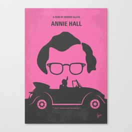 No147 My Annie Hall mmp Canvas Print
