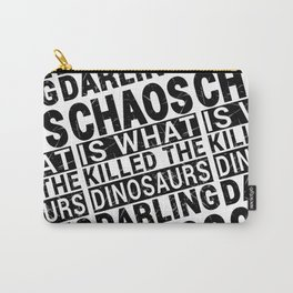 CHAOS Carry-All Pouch