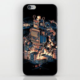 Night of the Toy iPhone Skin