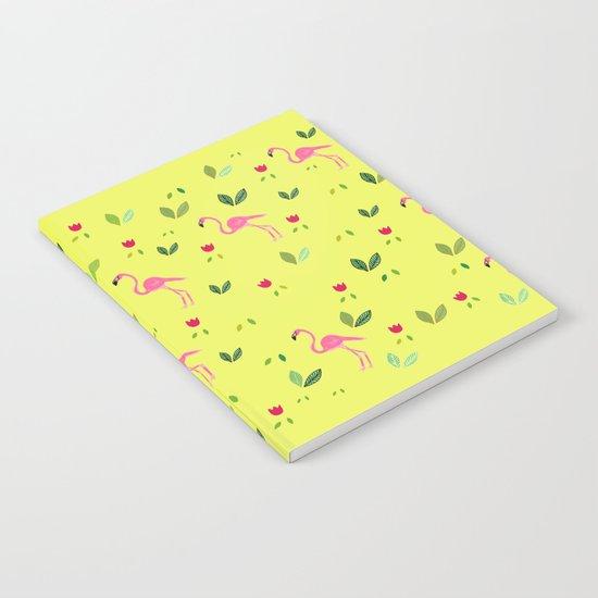 Flamingos and company Notebook