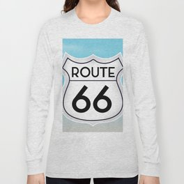 Route 66 Long Sleeve T-shirt