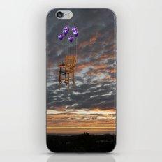 lawin + danz iPhone Skin