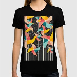 Colourful Pinwheels T-shirt