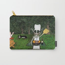 Corky the Grillman Carry-All Pouch