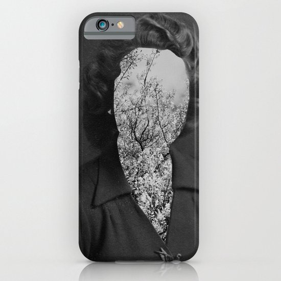 space face iPhone & iPod Case