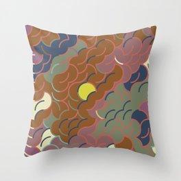 Abstract Geometric Artwork 87 Throw Pillow
