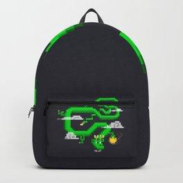 Pixel Celestial Dragon Backpack
