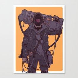 Daftermath 001 Canvas Print