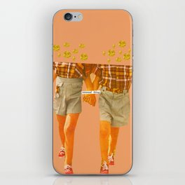 Unusual Thing iPhone Skin