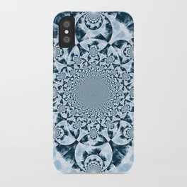 Kaleidoscope Forest iPhone Case