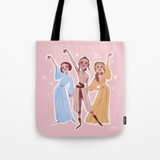 Work! (The Schuywalkers) Tote Bag