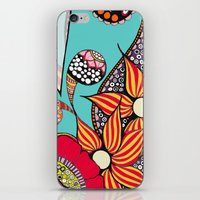 hamsa iPhone & iPod Skins featuring Hamsa by Sophia Skipka