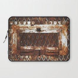 Rusted Door Laptop Sleeve
