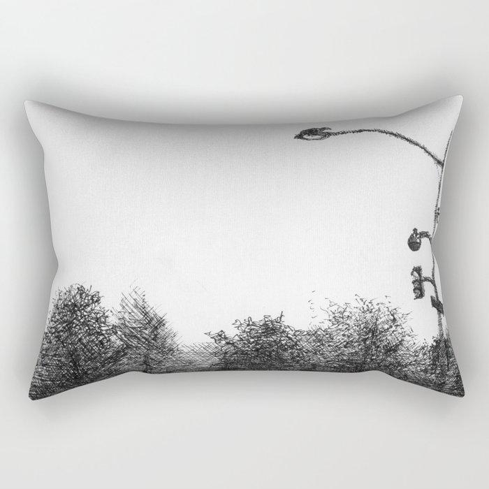Highest nest Rectangular Pillow