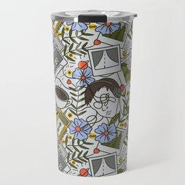 All the Reasons Why   Mixtape Art Travel Mug