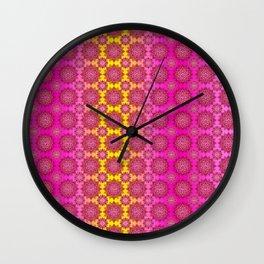 CRYSTALIS Wall Clock